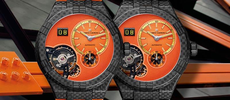 Часы AIKON Master Grand Date Only Watch 2021 на аукционе Only Watch 2021 года