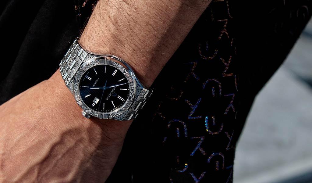 Новые швейцарские часы Maurice Lacroix AIKON