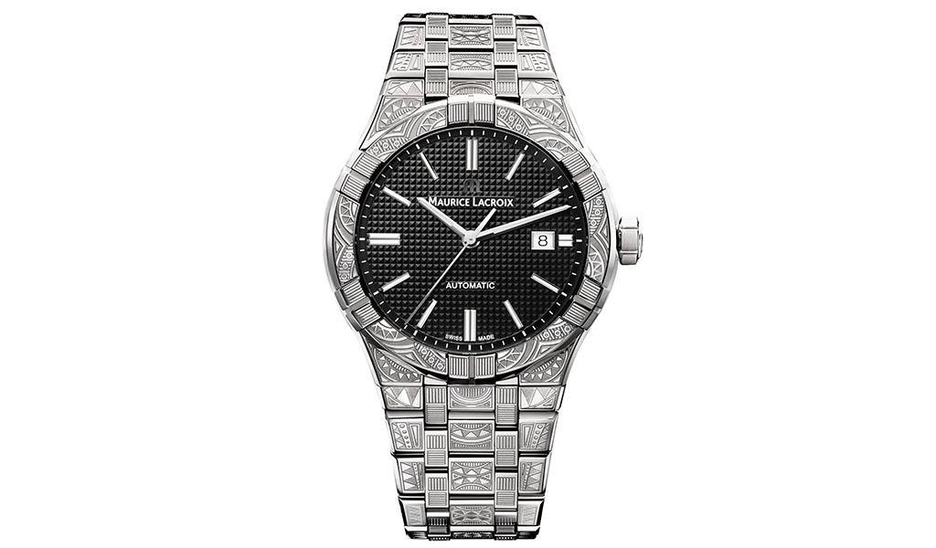 Новые механические часы Maurice Lacroix AIKON Швейцария