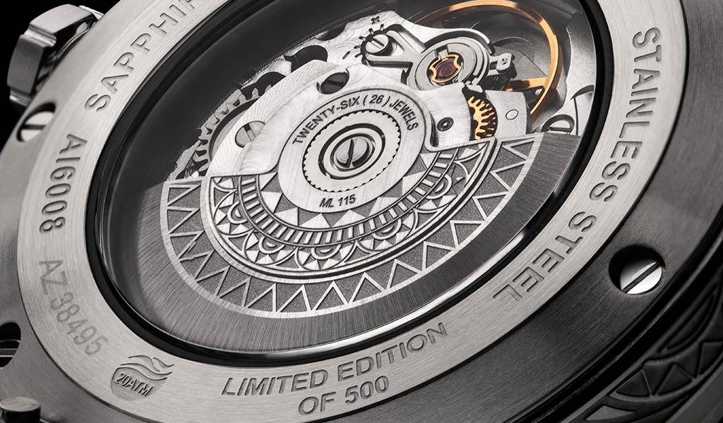 Наручные швейцарские часы Maurice Lacroix AIKON