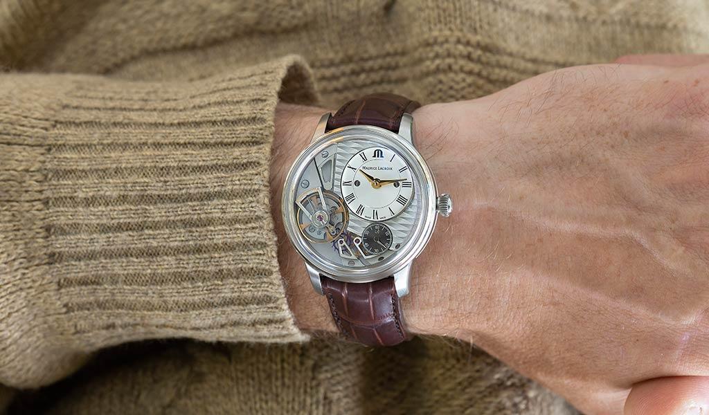Новые механические часы Maurice Lacroix