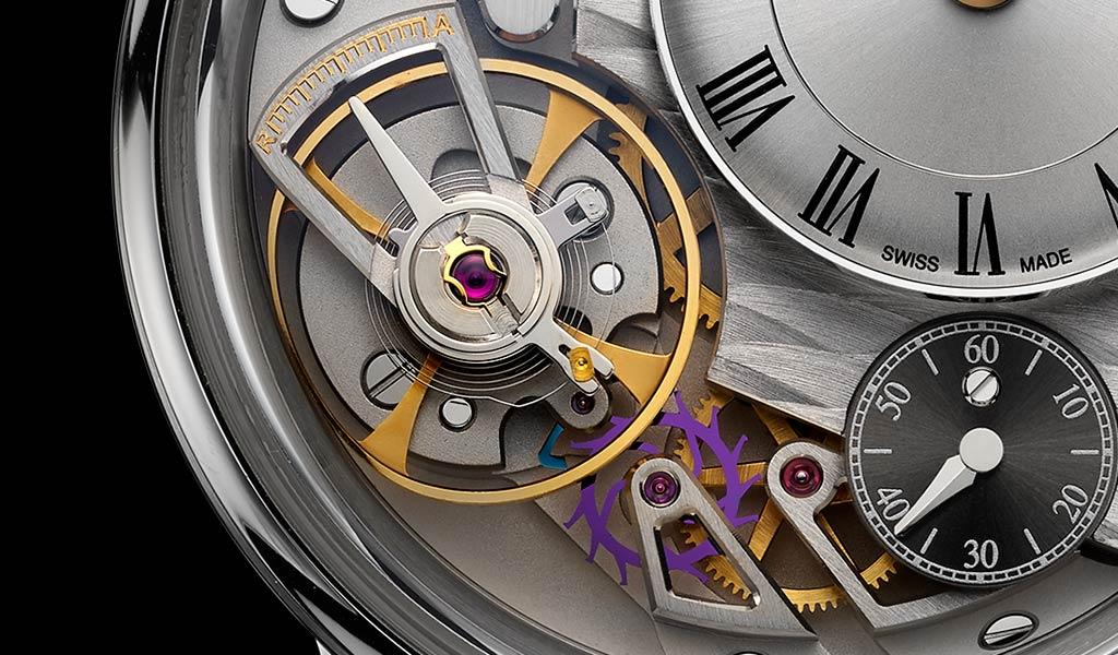 Новые механические наручные часы Maurice Lacroix