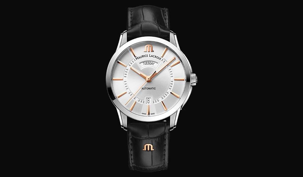 Новые часы PONTOS Day-Date