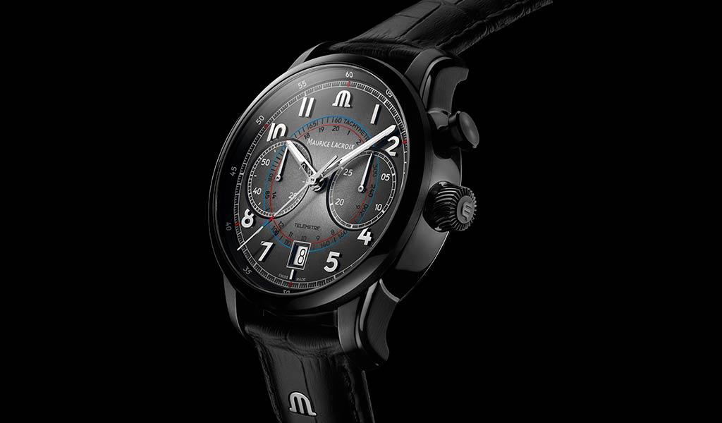 Часы хронограф Maurice Lacroix