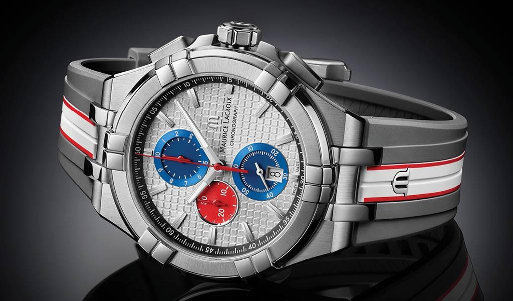 Новые швейцарские часы Maurice Lacroix
