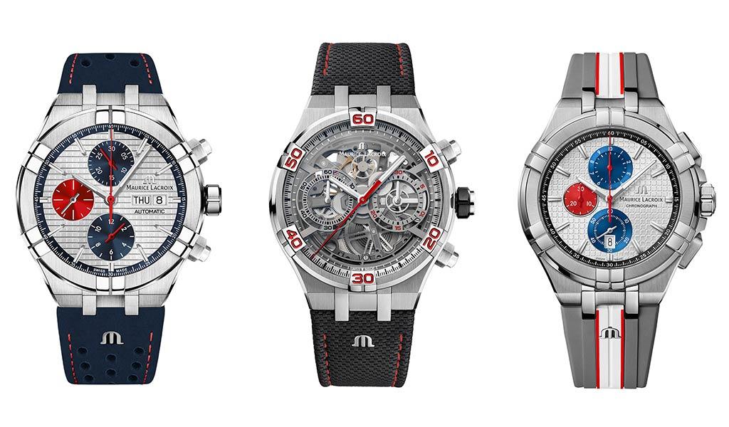 Швейцарские часы ограниченная серия Mahindra Racing