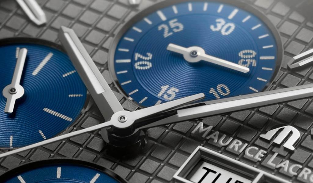 Новые швейцарские часы AIKON Automatic Chronograph Titane
