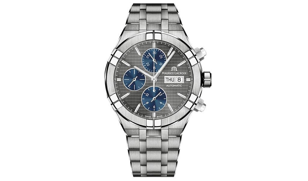 Новые часы AIKON Automatic Chronograph Titane