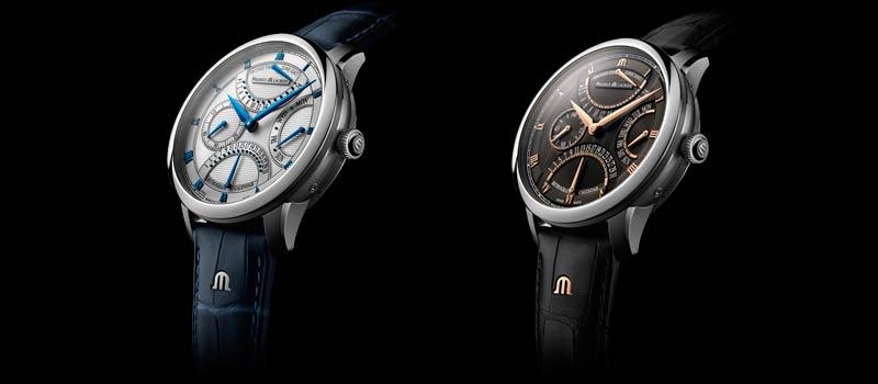 Наручные часы Triple Retrograde из коллекции Masterpiece