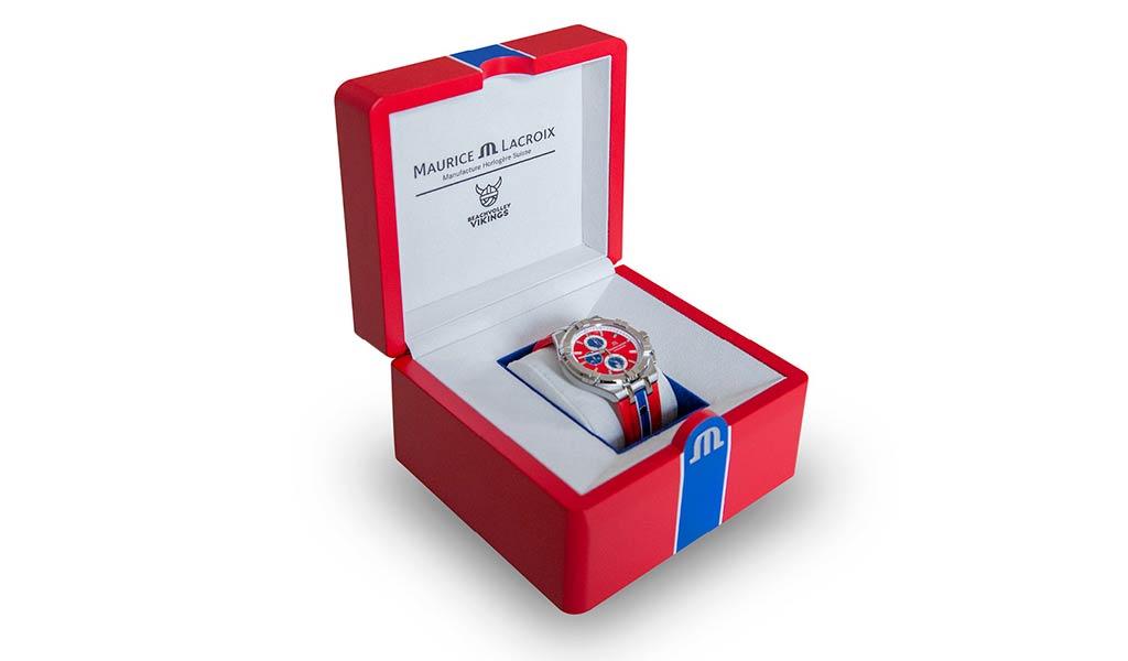Новые наручные часы Maurice Lacroix