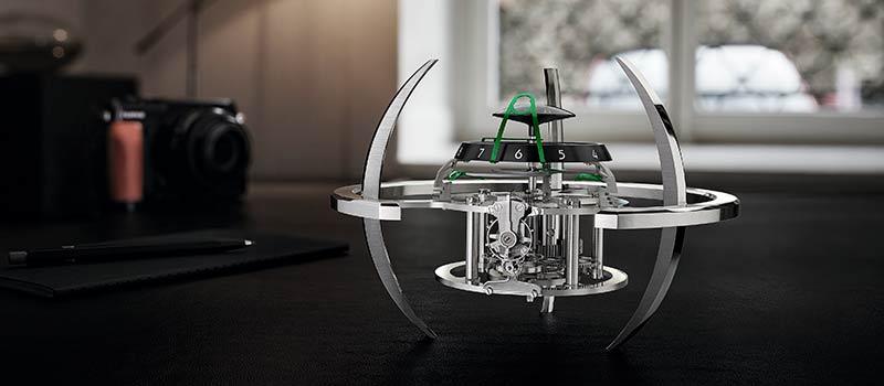 Настольные часы Starfleet Explorer