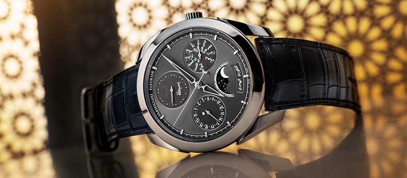 Parmigiani Fleurier представляет наручные часы с вечным календарем  Хиджры