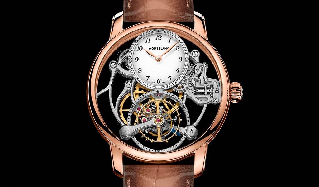 Наручные часы Star Legacy Exo Tourbillon Skeleton Limited Edition