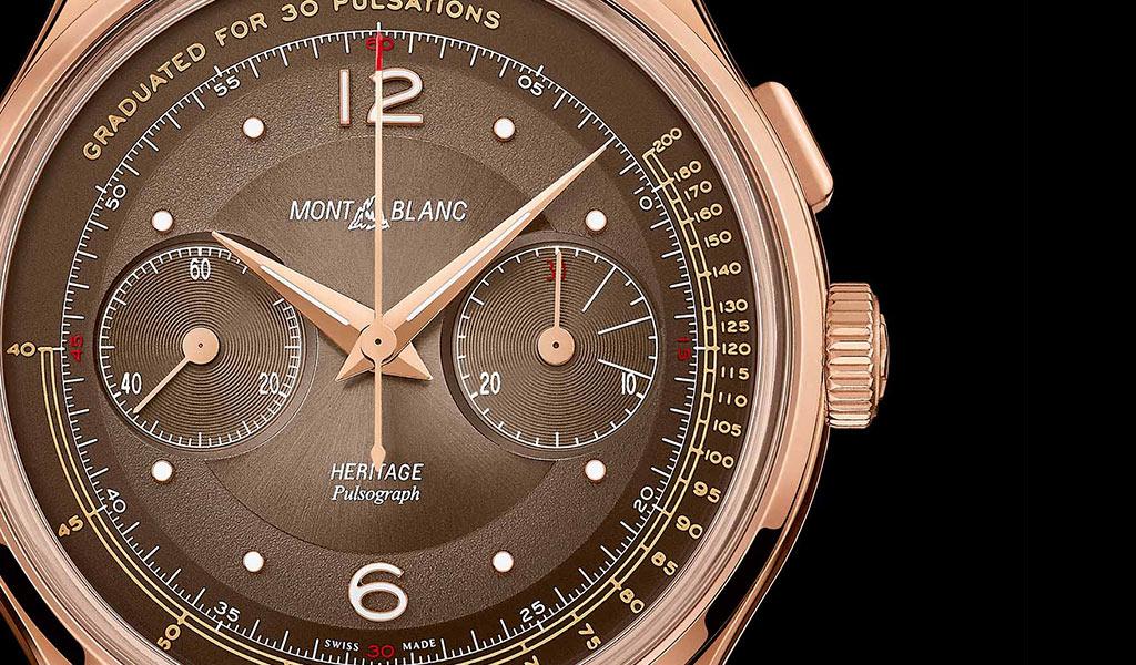 Часы наручные Montblanc