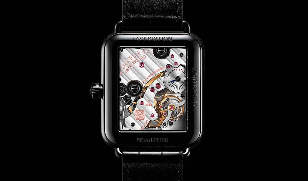 Новые механические часы Swiss Alp Watch