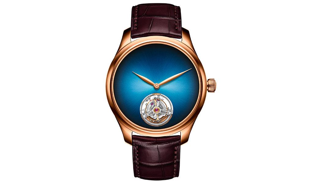 Новые наручные часы H. Moser & Cie