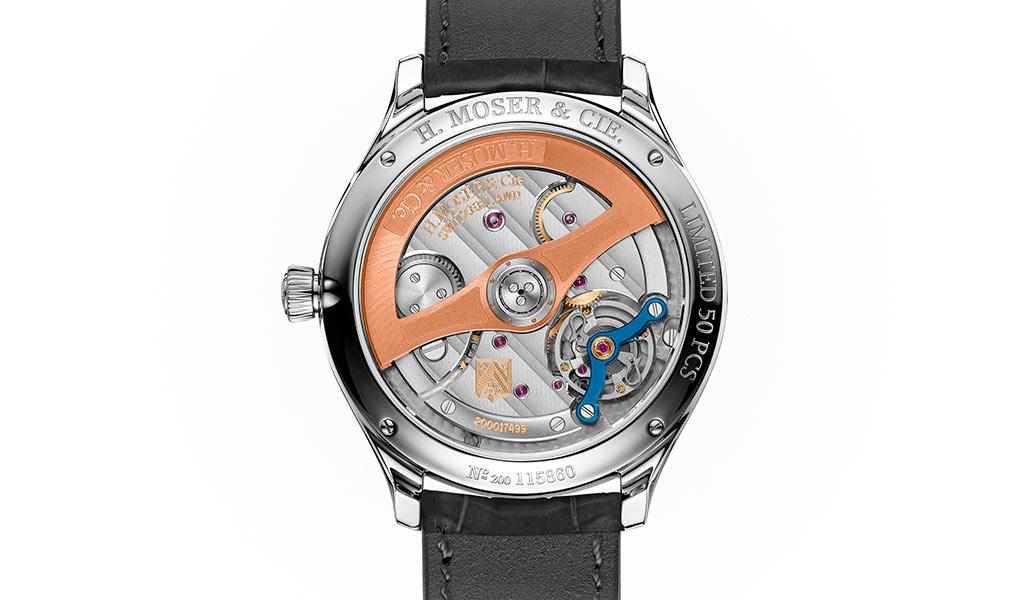 Механические часы H. Moser & Cie