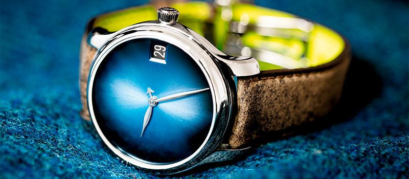 H. Moser & Cie. представляет платформу для продажи сертифицированных часов, бывших в эксплуатации