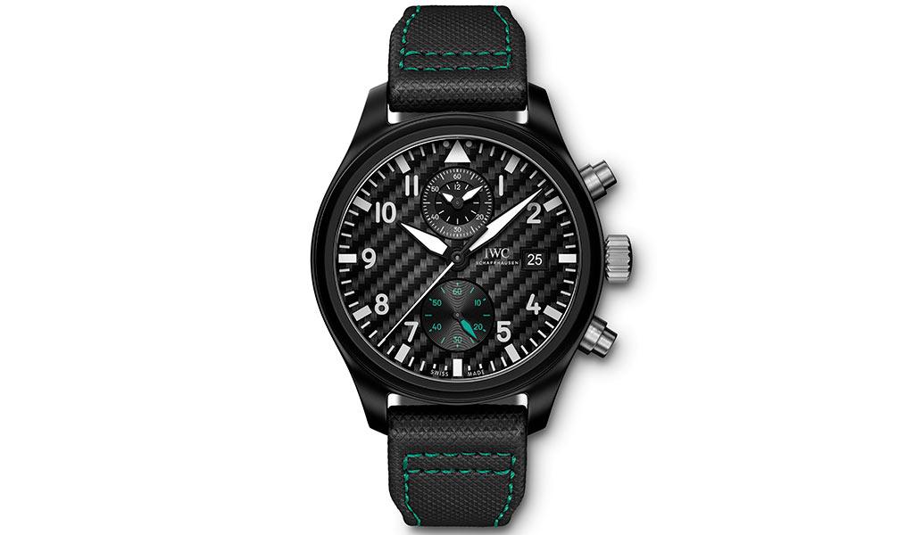 Часы IWC Pilot's Chronograph Edition