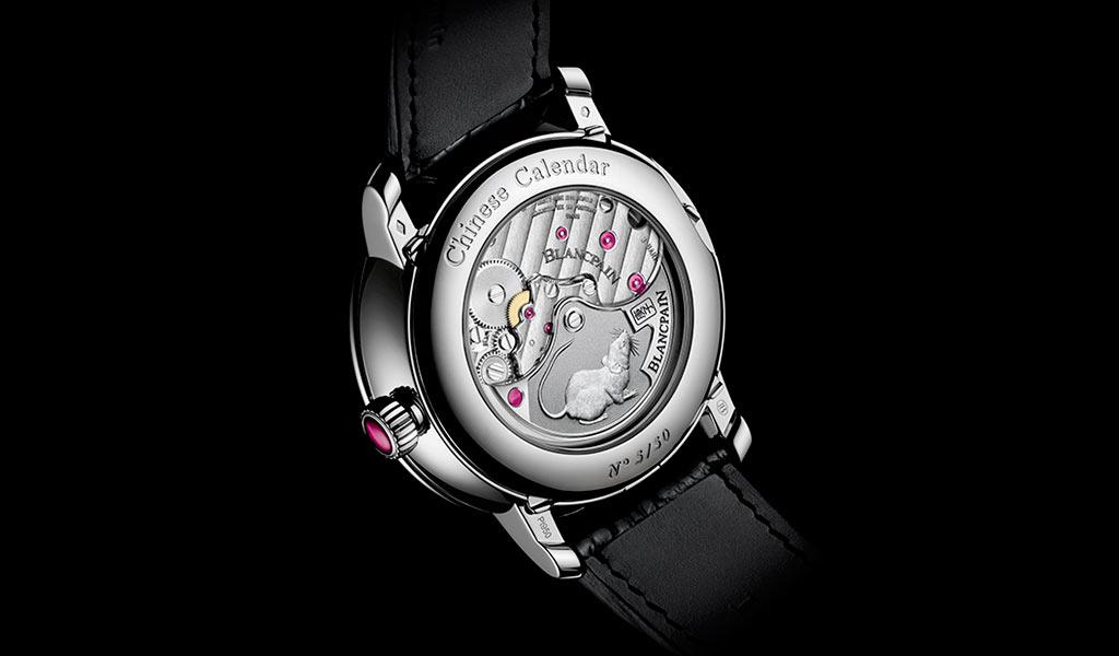 Наручные часы с усложнением Blancpain