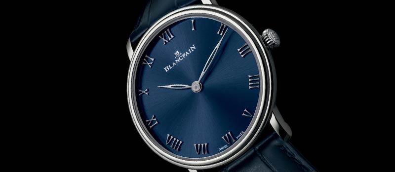 Эксклюзивные наручные часы Blancpain