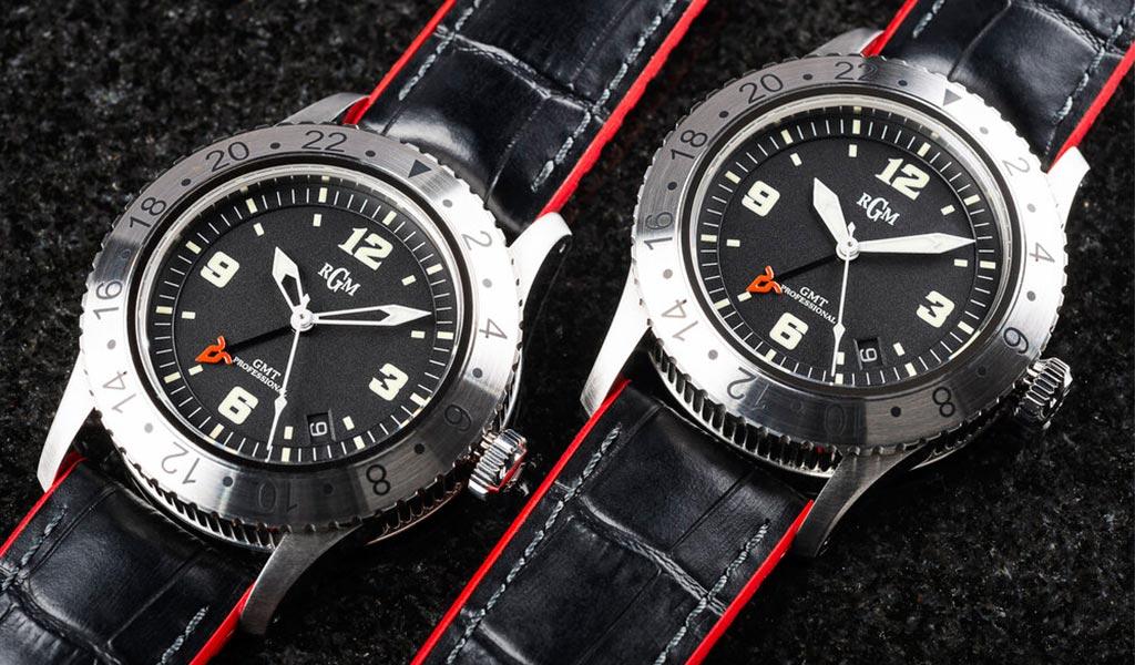 Часы 500-GMT-RS