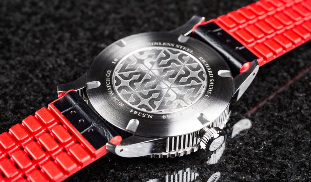Наручные часы США 500-GMT-RS