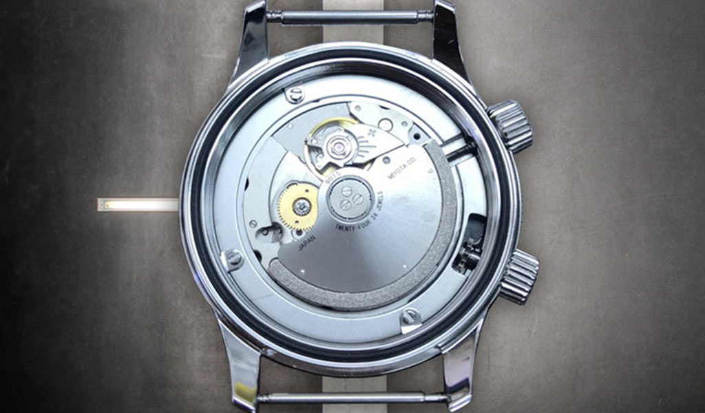 Наручные дайверские часы Seascape 200