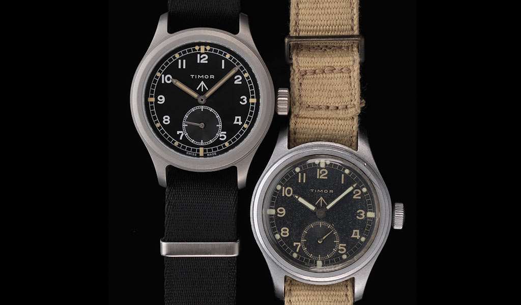 Военные часы WWW