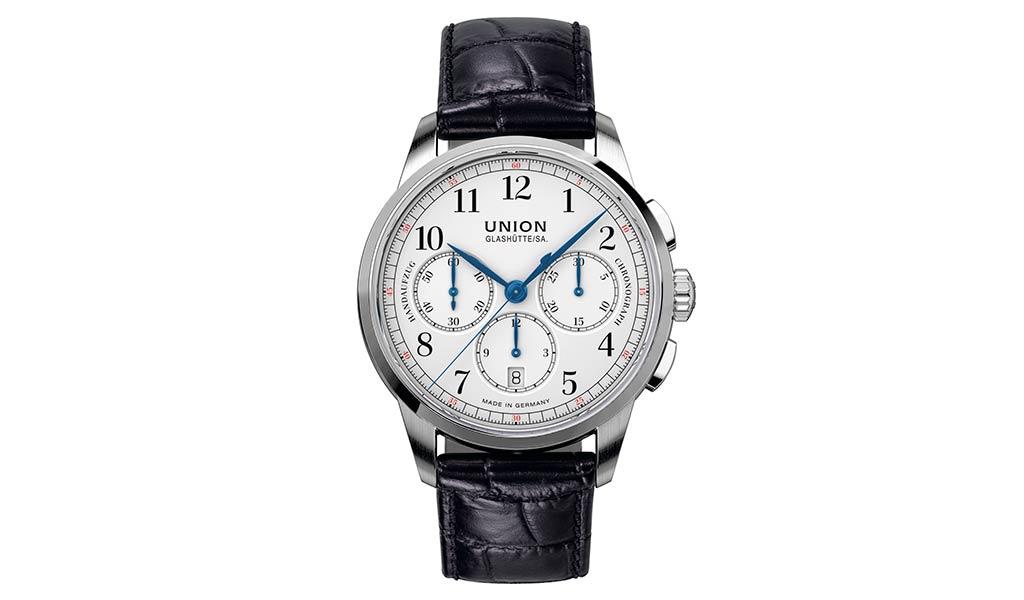Немецкие механические часы Union Glashutte