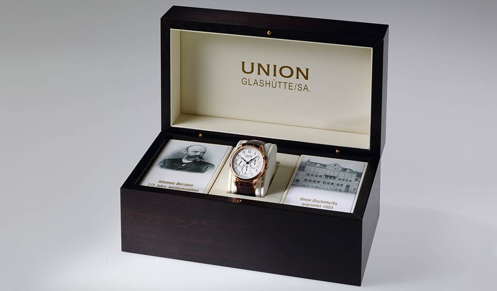 Часы Union Glashutte Германия