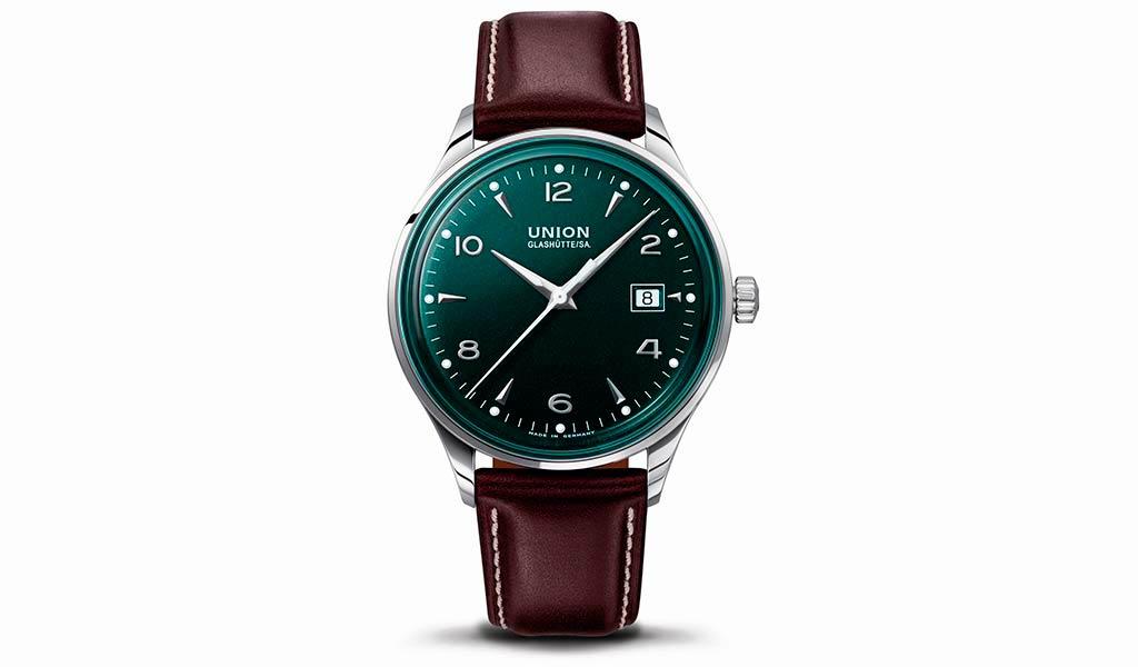 Новые часы UNION GLASHÜTTE