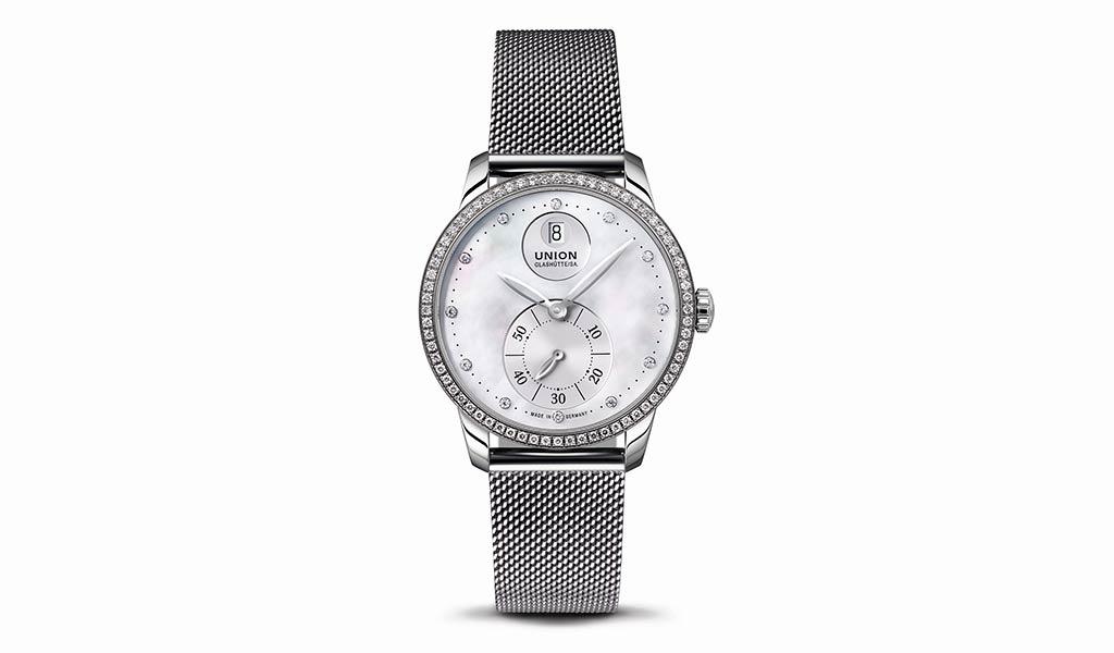 Женские механические часы Seris Small Second