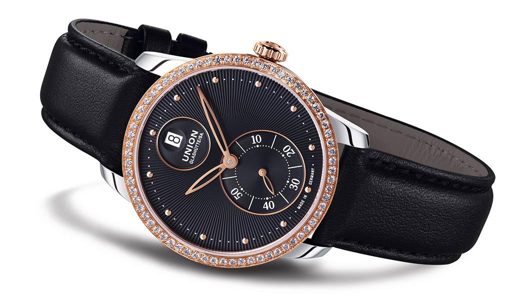 Немецкие механические наручные часы Seris Small Second