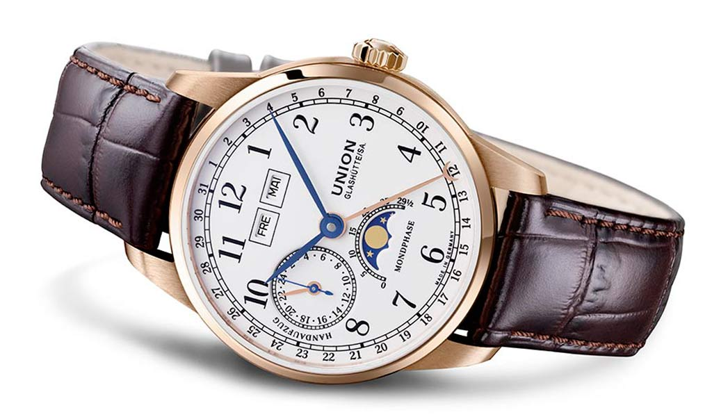 Часы Union Glashütte