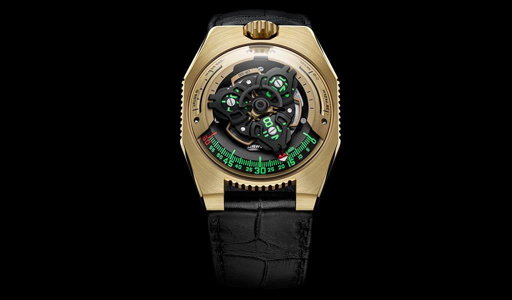 Наручные часы UR-100