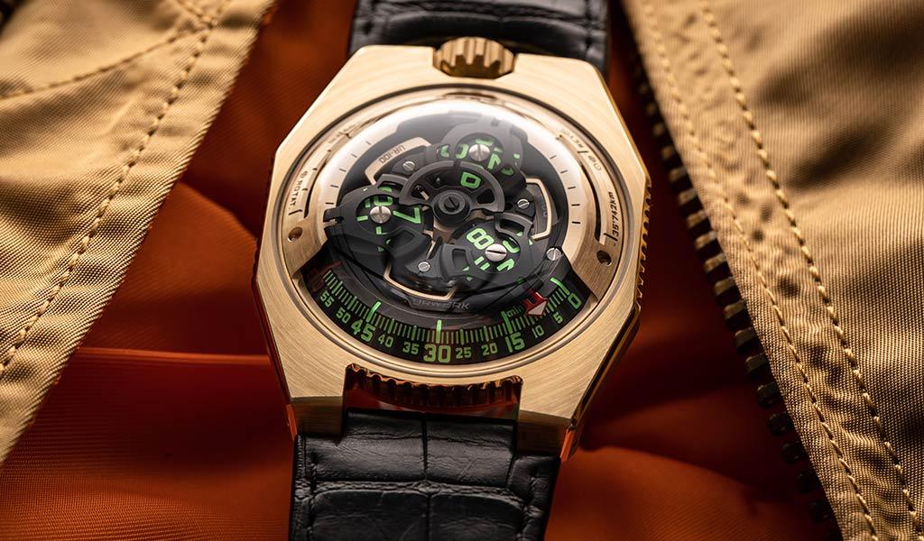 Часы наручные UR-100