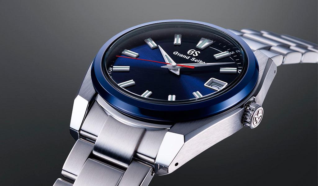 Спортивные часы Grand Seiko