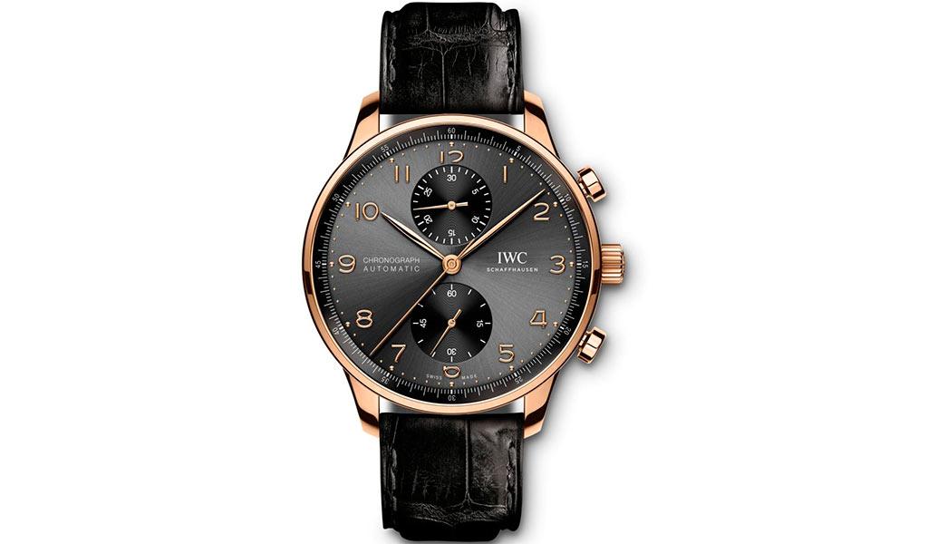 Наручные часы IWC Portugieser Chronograph