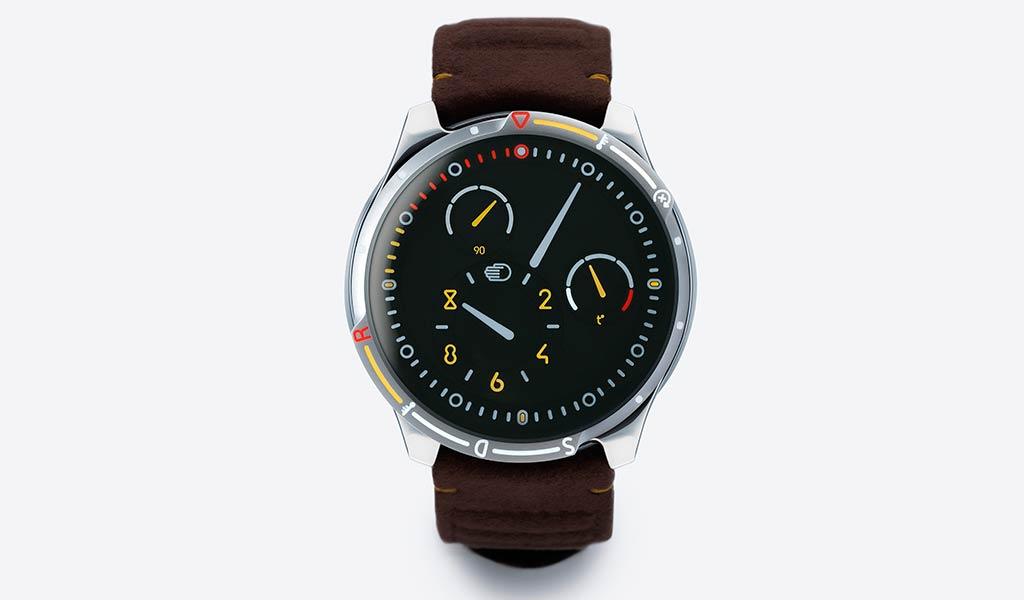 Новые часы Ressence Type 5X