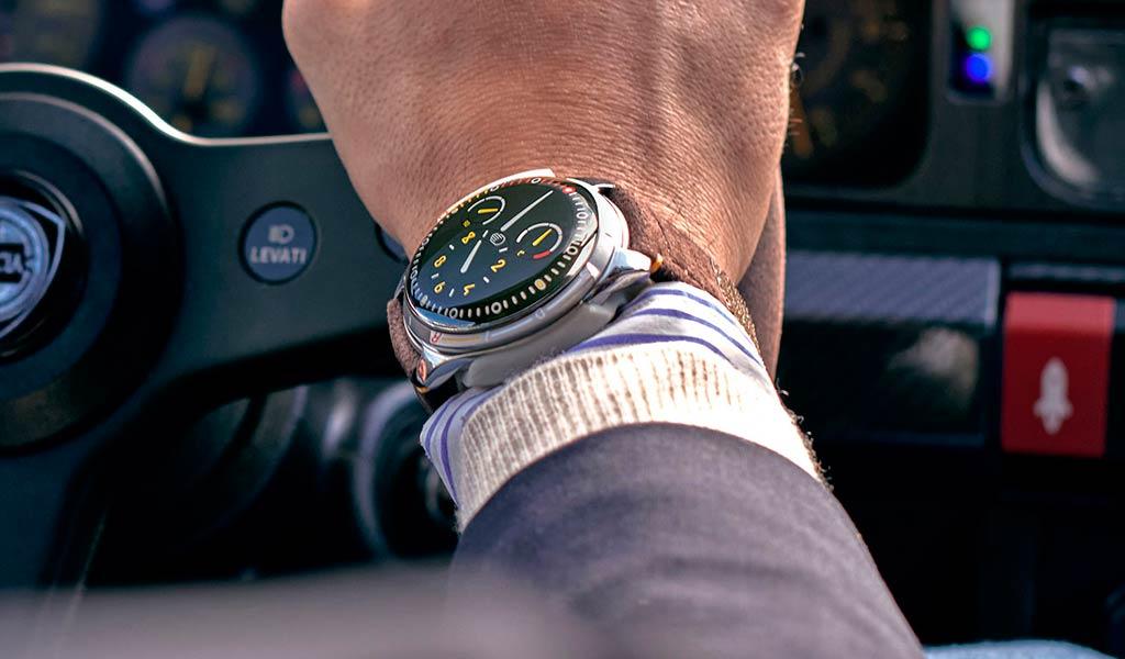 Механические часы Ressence Type 5X