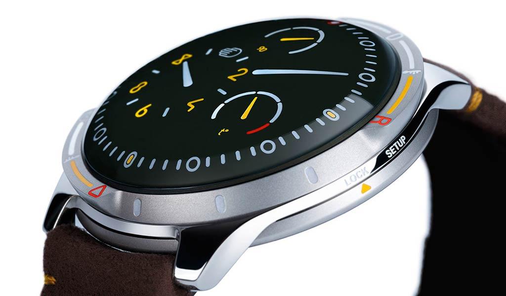 Новые механические часы Ressence Type 5X