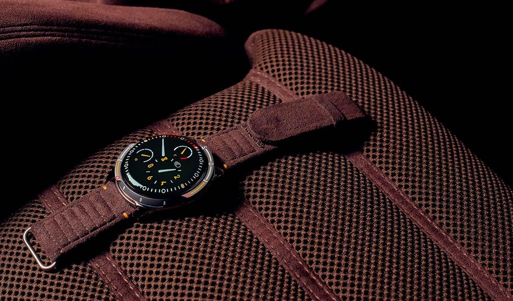 Наручные механические часы Ressence Type 5X