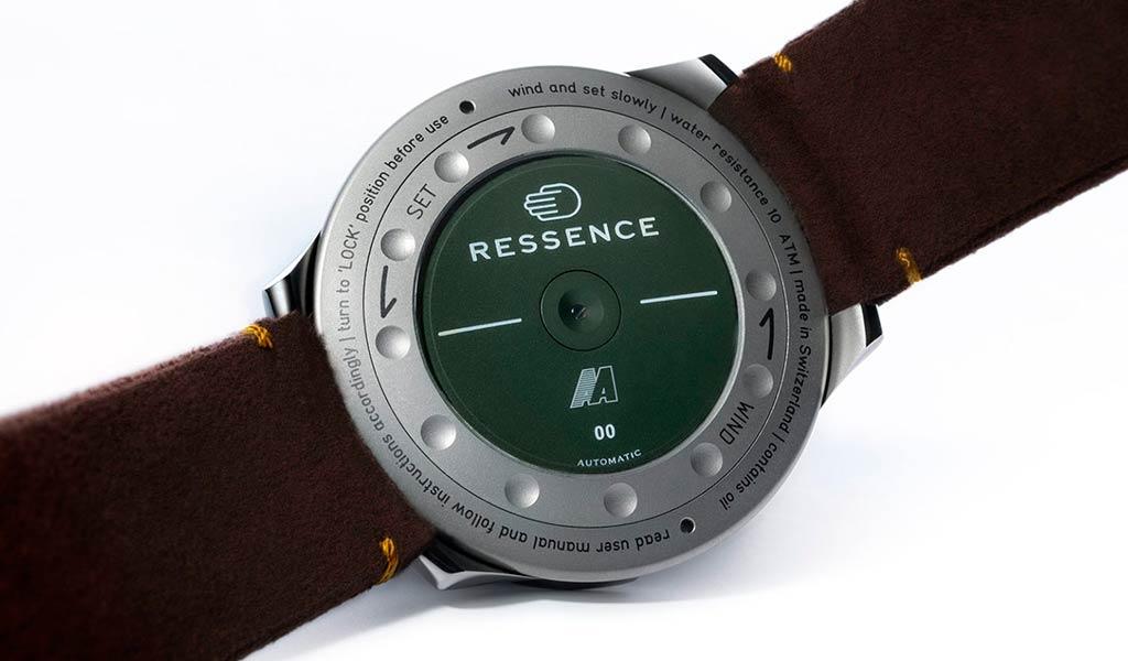 Часы наручные Ressence Type 5X