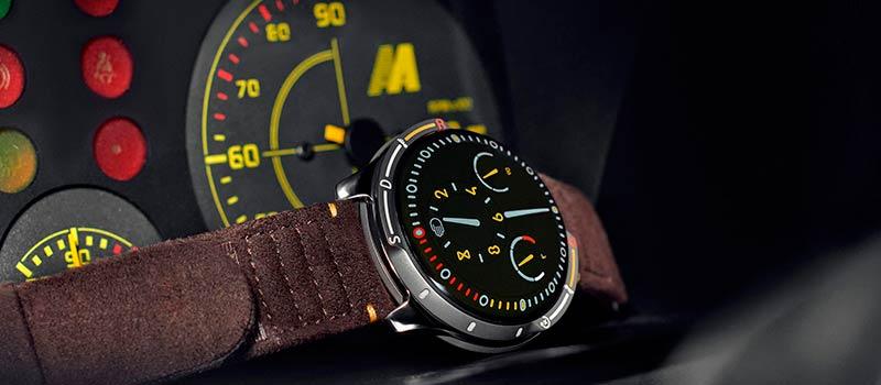 Наручные часы Type 5X - лимитированная модель от компании Ressence
