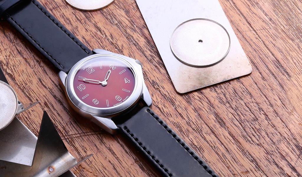 Наручные часы anOrdain Model 2