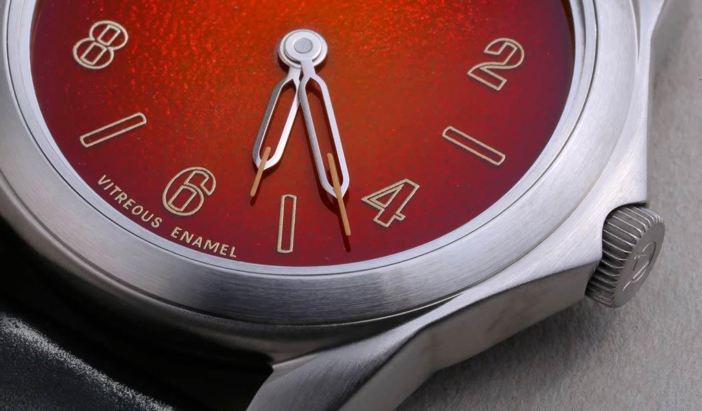 Новые наручные часы anOrdain Model 2
