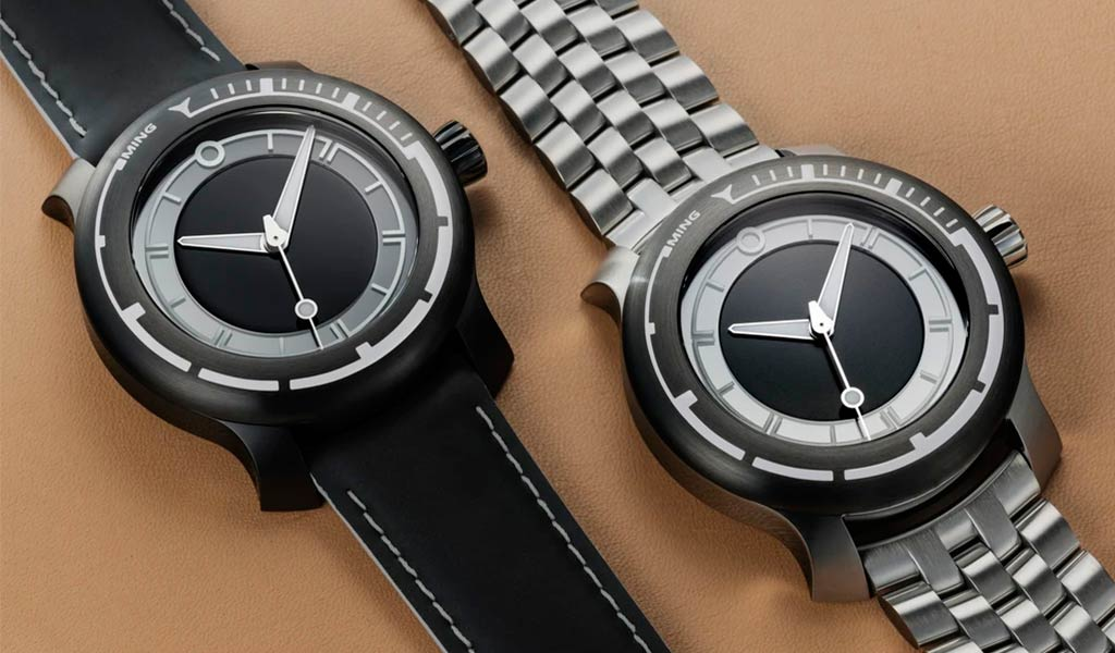 Часы для дайвинга Ming 18.01 H41