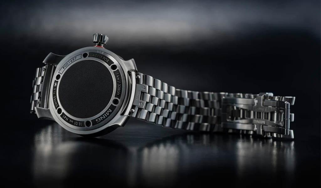 Часы для подводного плавания Ming 18.01 H41