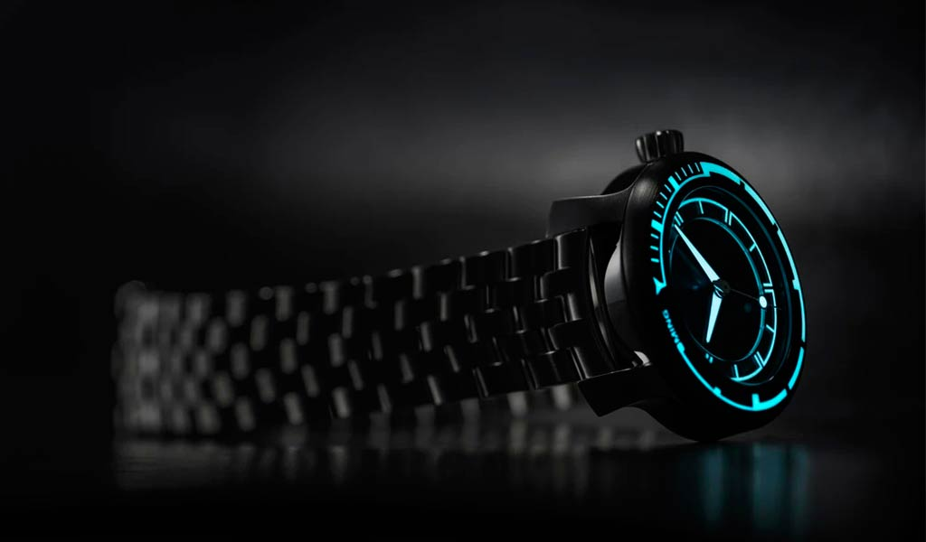 Дайверские наручные часы Ming 18.01 H41